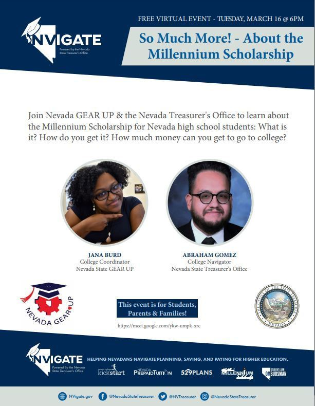 Learn More about the Millennium Scholarship!