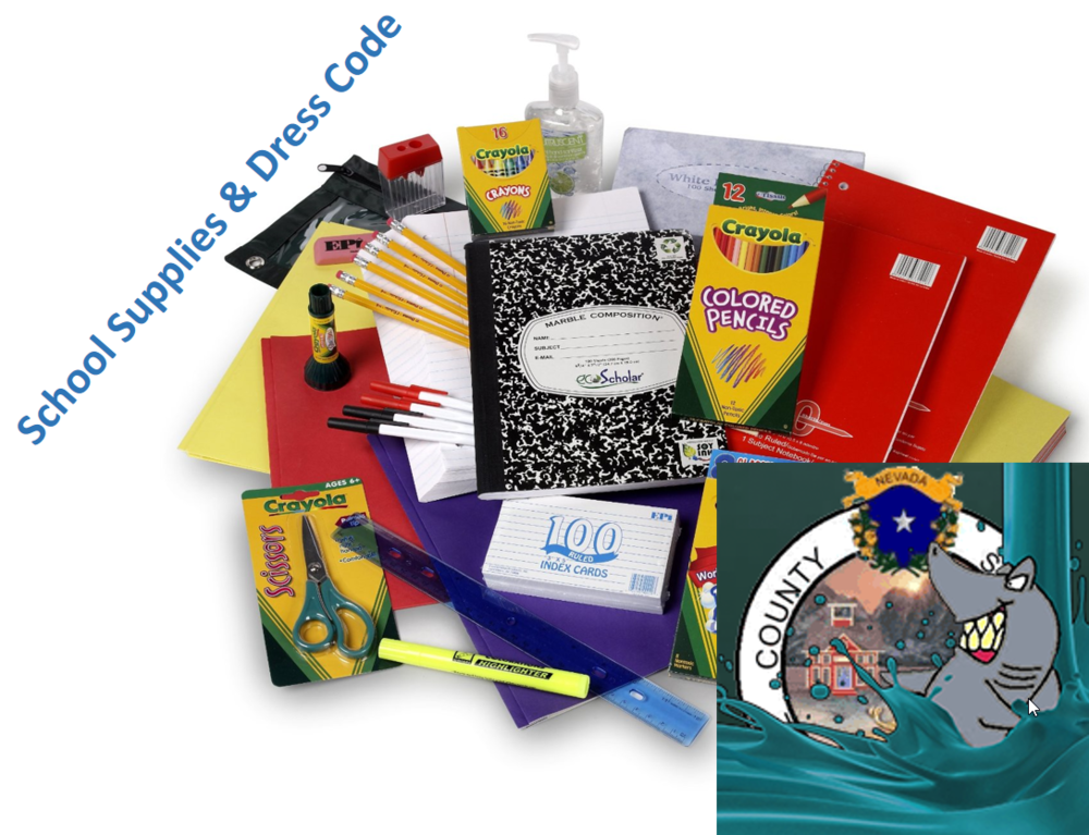 RCMS School Supplies & Dress Code