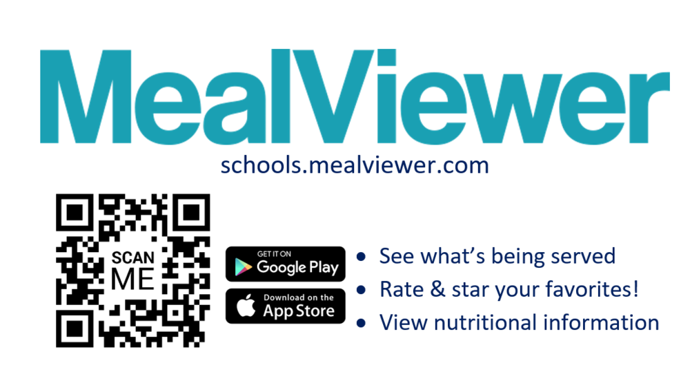 Food Service is excited to announce the release of our new menu app MealViewer!