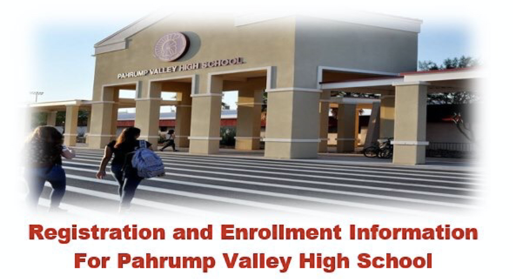 PVHS Enrollment Information
