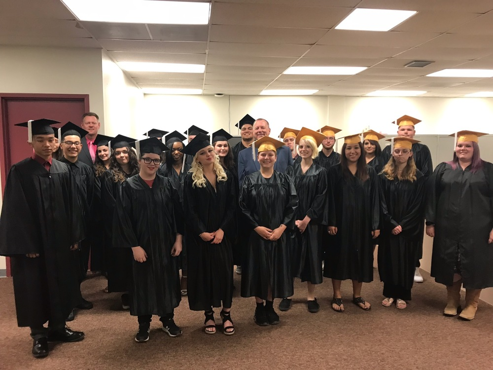 Pathways 2019 Spring Graduation