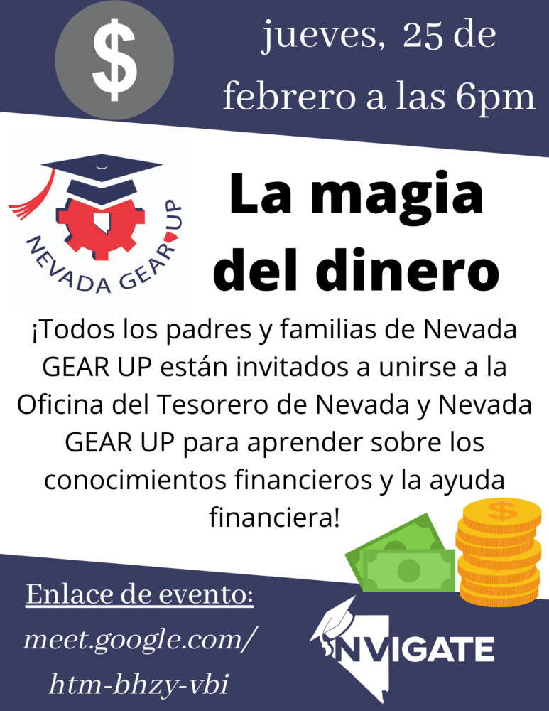 Learn about Financial Literacy Principles & financial aid!