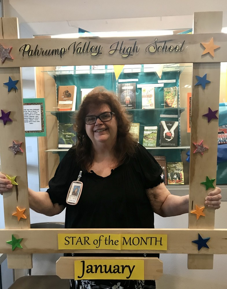 Star of the Month: January