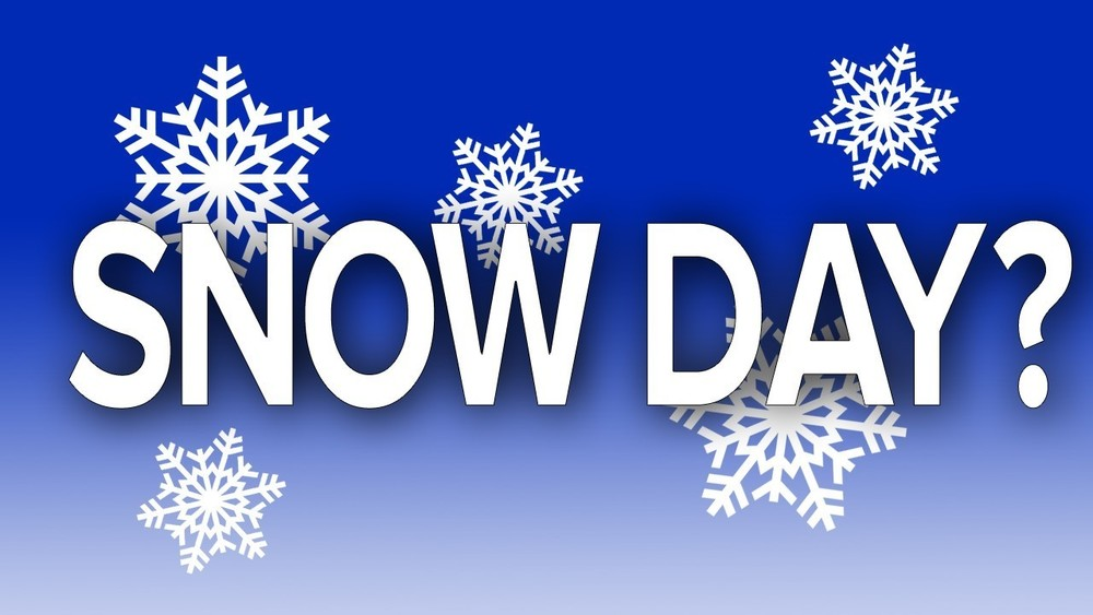 Pahrump Schools - Snow Day