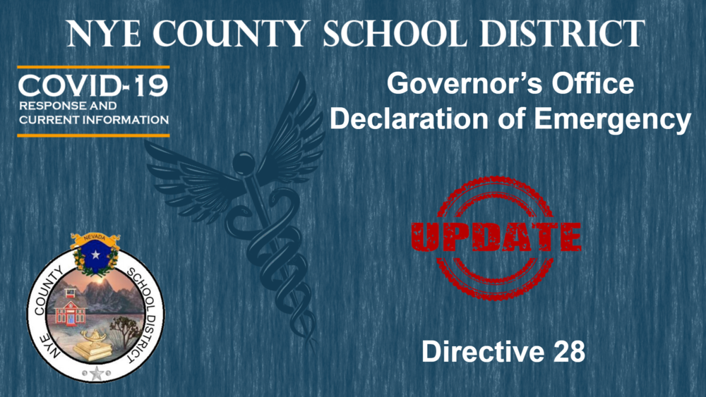 Governor's Directive - 7/28/20 - Education Summary