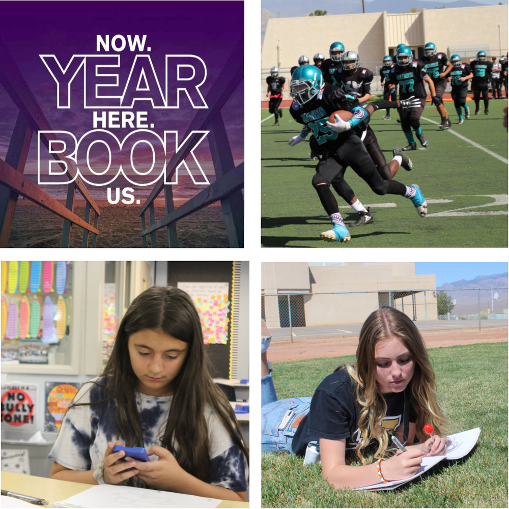 Yearbooks - Reserve Now