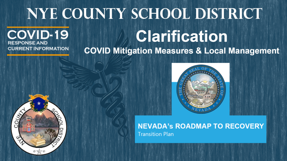 Clarification: COVID Mitigation Measures & Local Management