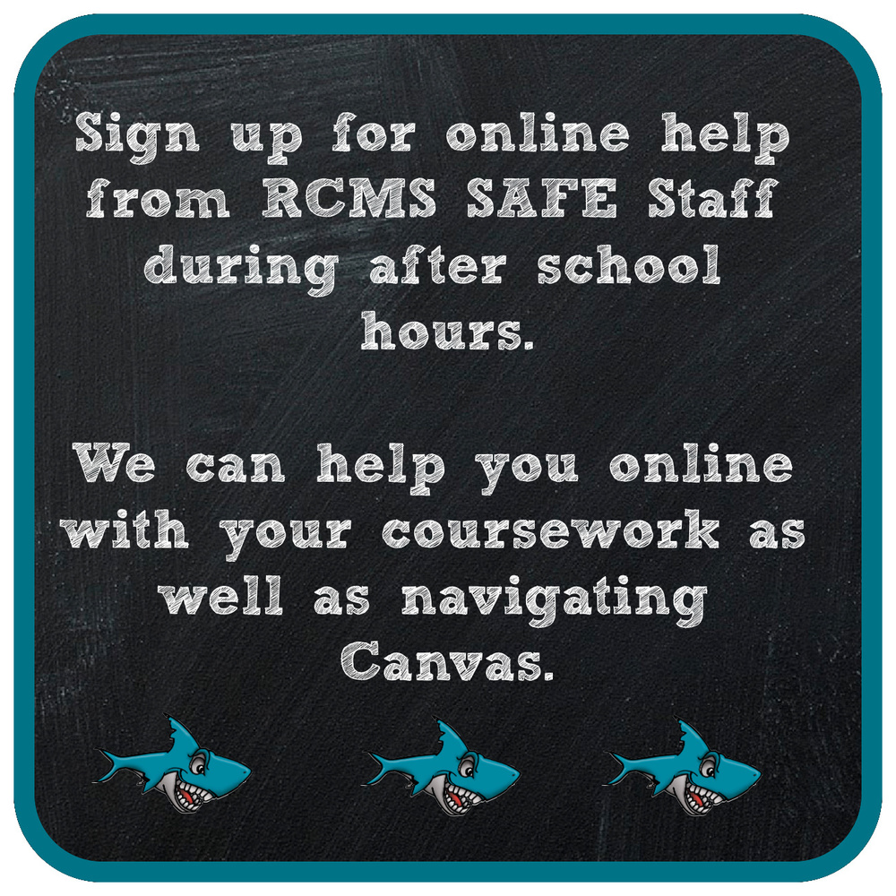 After school online support from SAFE has now started.