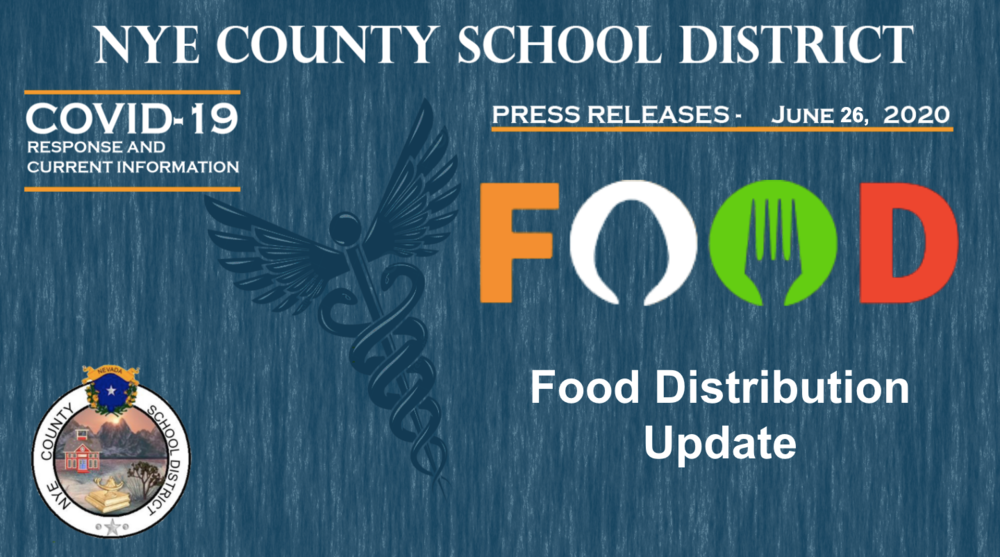 NCSD - 6/26/20 - Food Service Update for July 2020