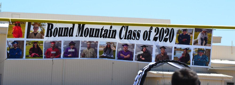 Class of 2020: Round Mountain High School Graduation