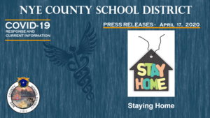 NCSD - 4/17/20 - Staying Home