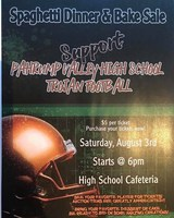 PVHS Football Fundraiser