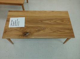 Creations of Tonopah High Woodshop students