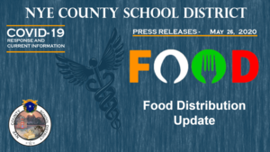 NCSD - 5/26/20 - Food Service Update for June 2020