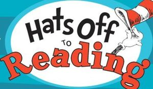 Reading Week: Mr. Norton Reads