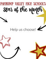 Help us choose a star to honor in our school for February!!