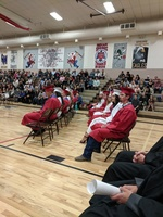 Tonopah High School graduation - 2019