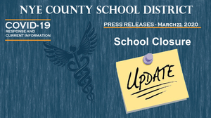 NCSD - 3/22/20 - School Closure Update