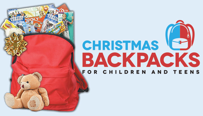Christmas Backpacks