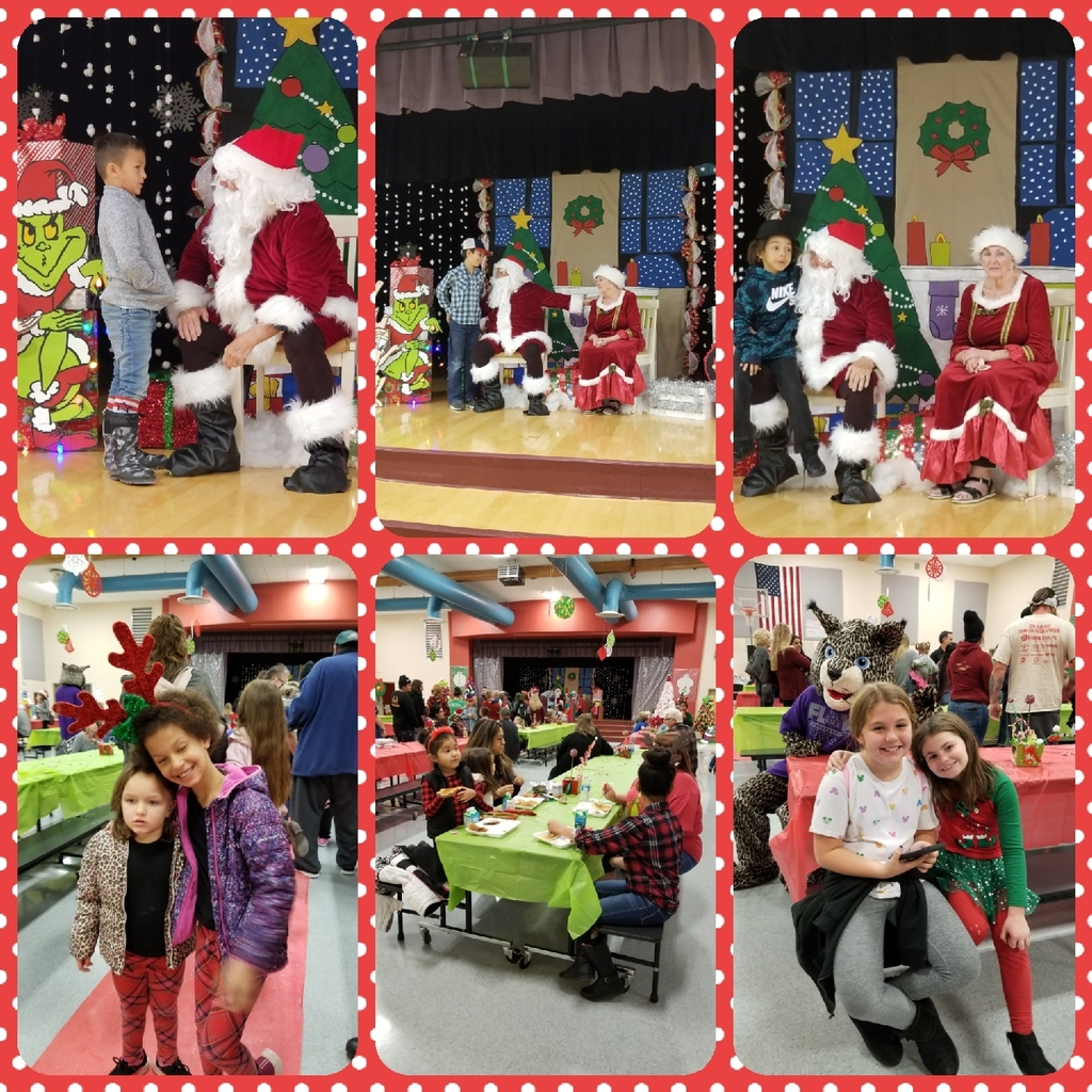 Breakfast with Santa 2019
