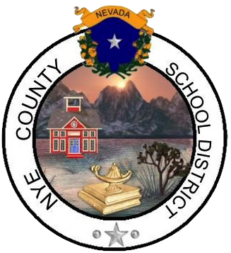 Nye County School District Seal