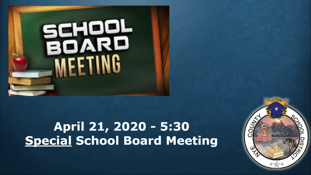 Board Meeting Livestream